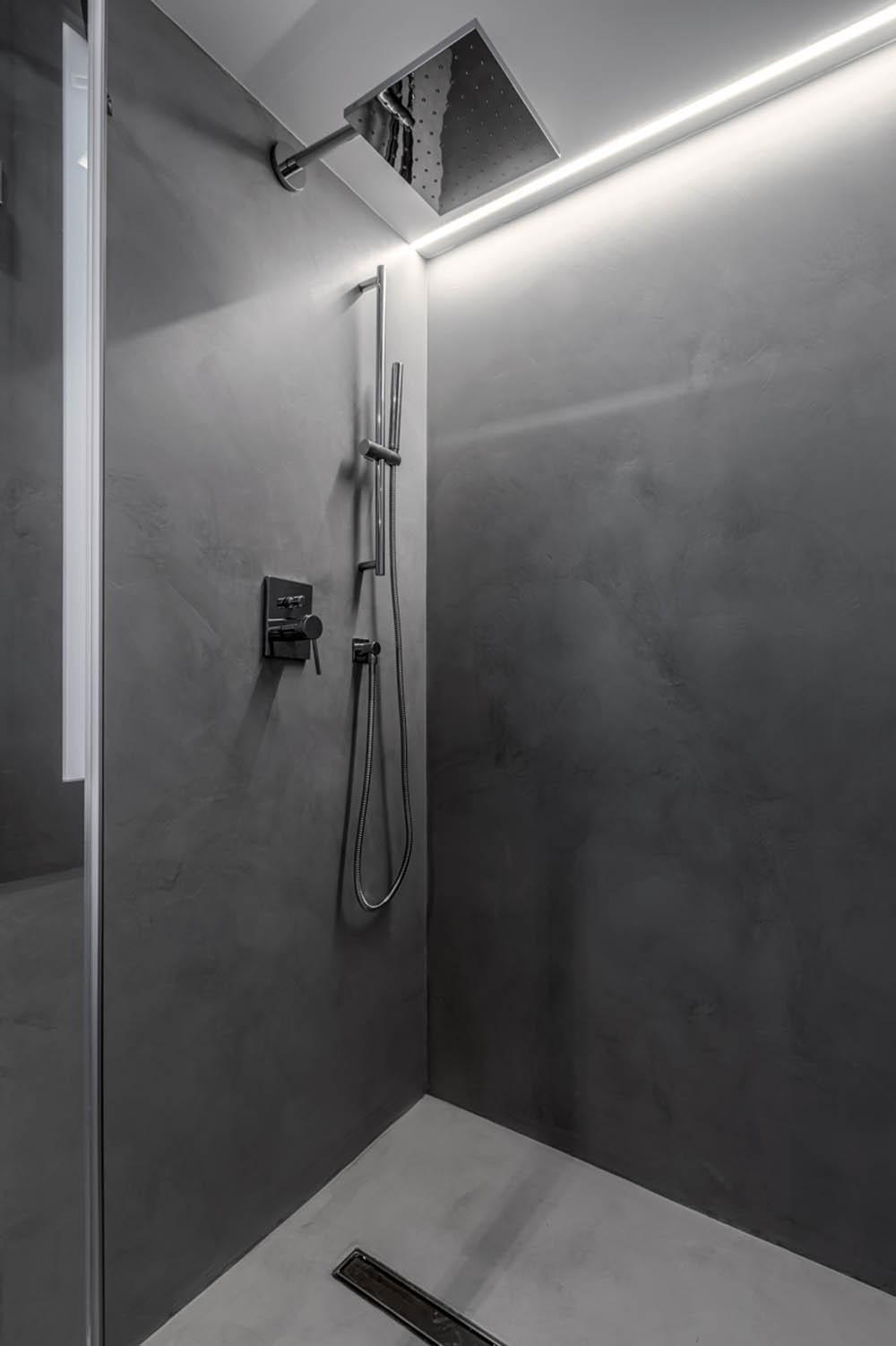 Tico en alicante sombras iluminacion for Led para ducha