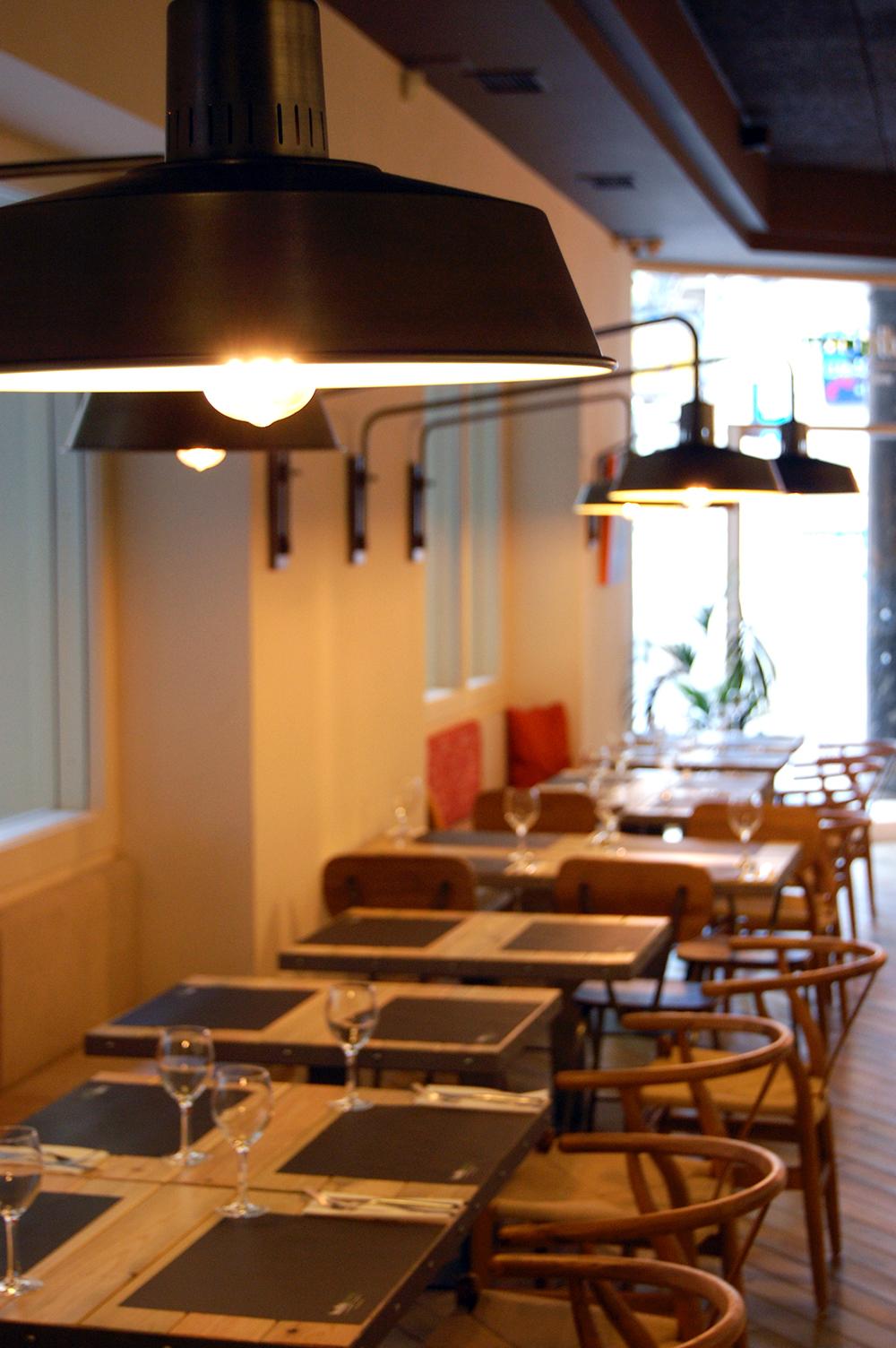 lamparas de pared de estilo vintage industrial